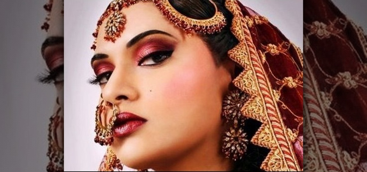How to Get a Bollywood bride inspired makeup look « Makeup