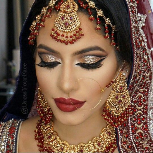 How will you be able to get the perfect bridal makeup ...