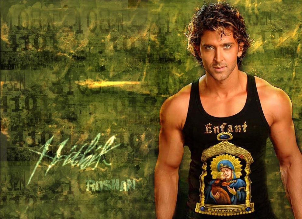 Hrithik Roshan: Bollywood Super Hero Hrithik Roshan Best ...