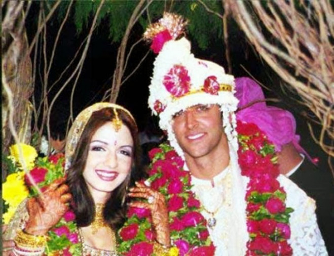 Hrithik Roshan Wedding Pics - Celebrities Wedding Photos ...
