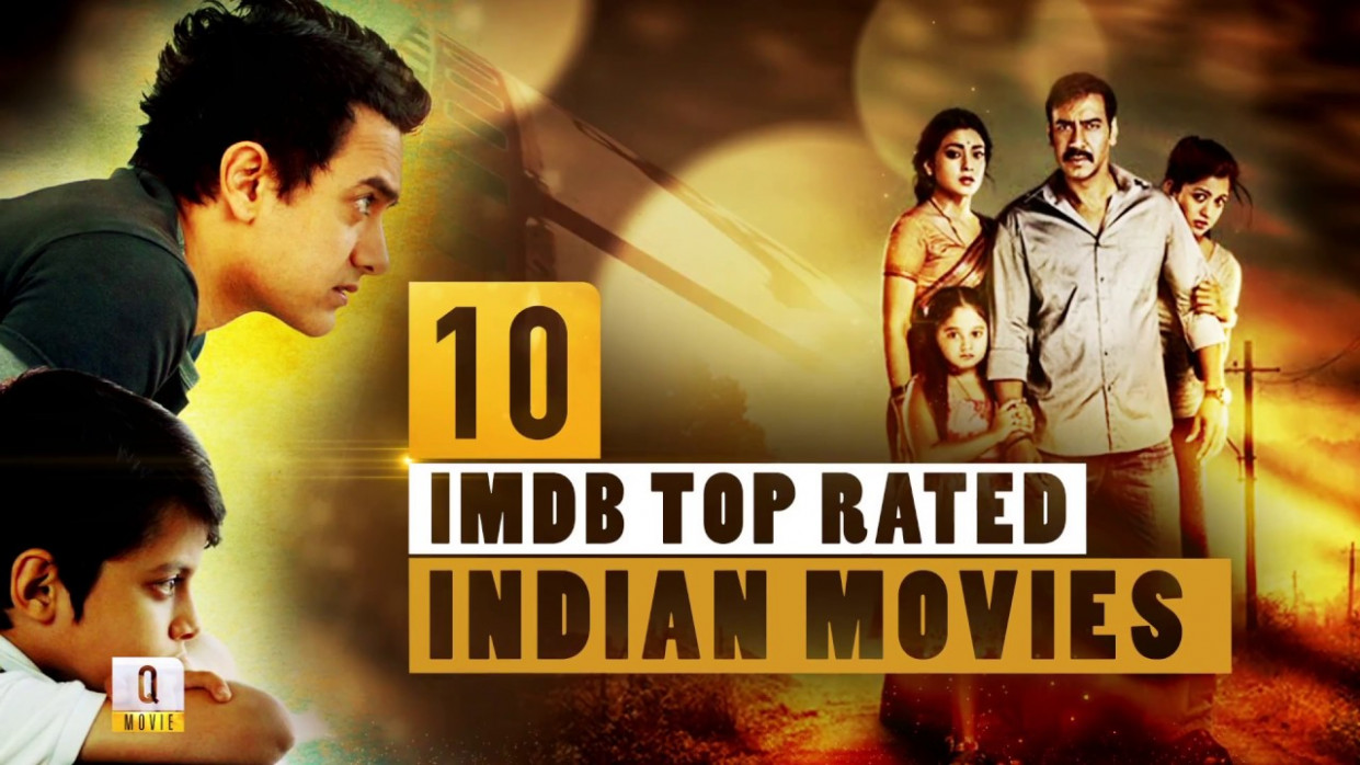 IMDB 10 Top Rated Indian MOVIEs | Quick Up MOVIE - YouTube