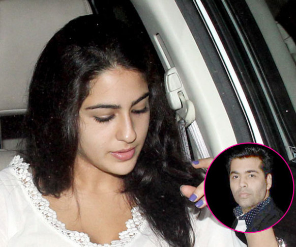 Inderjeet Singh Bollywood : Sara Ali Khan NOT interested ...
