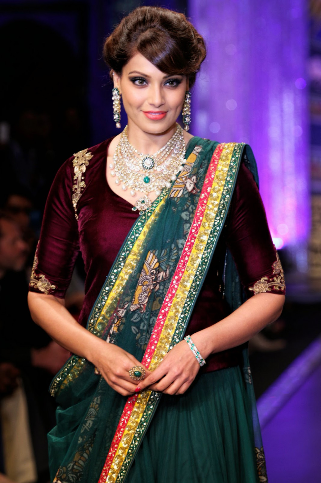 India Bridal Fashion Week 2014 Wallpapers | HD Wallpapers ...