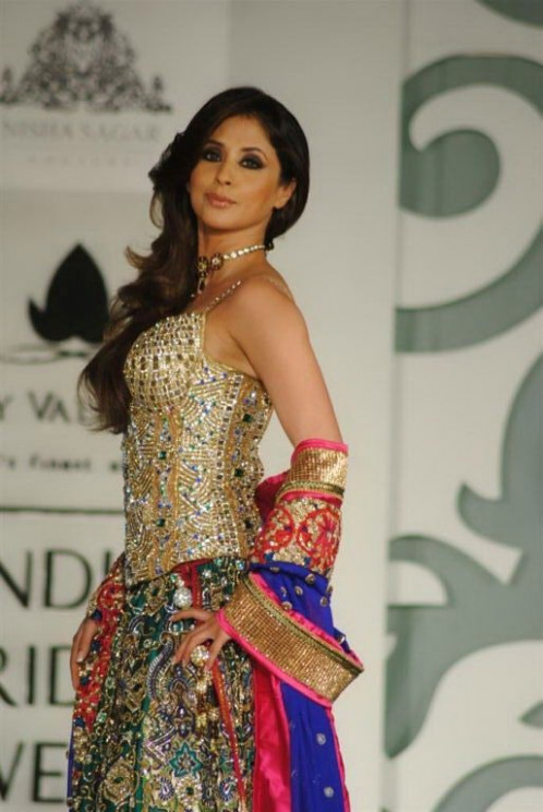 India Bridal Week Fashion Show at Hotel Sahara Star ...
