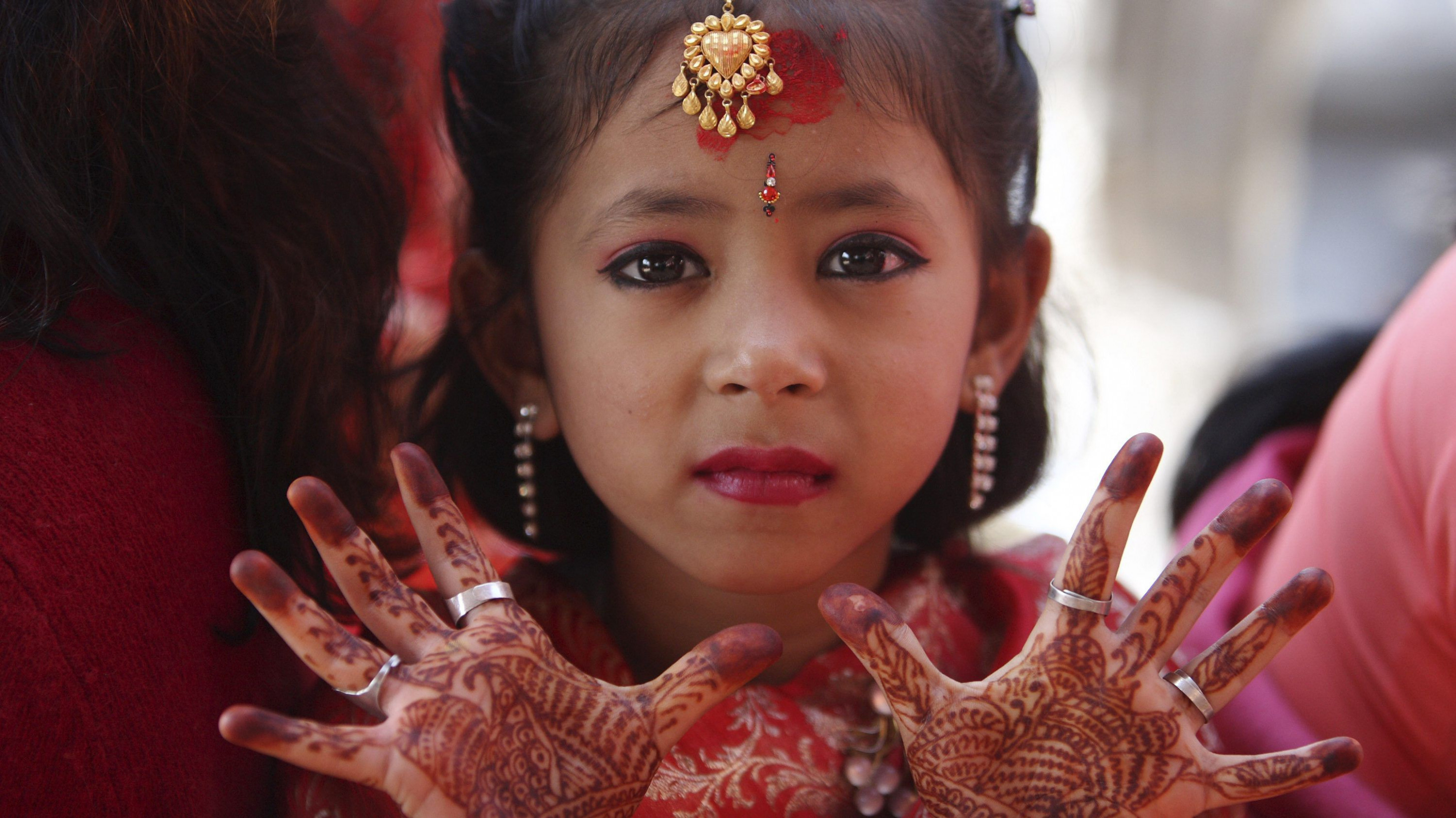 India: Child Bride Numbers on the Rise - Amazons Watch ...