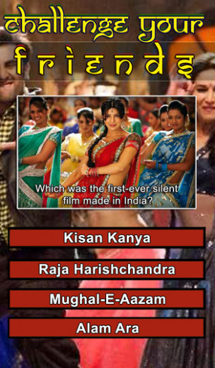 India's Bollywood Movies Trivia Quiz - iPhone Apps