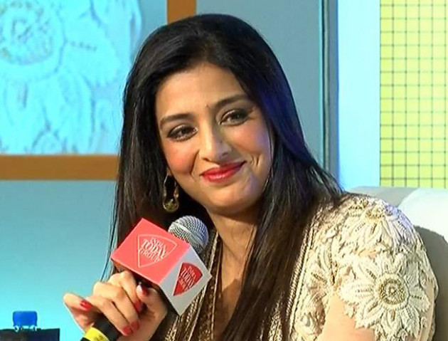 India Today Woman Summit: Tabu speaks about living stardom ...