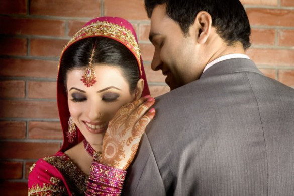 Indian and Punjabi Wedding Poses ~ Indian Diva Style