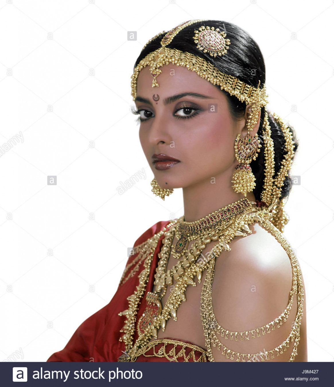 indian bollywood actress, Rekha, mumbai, maharashtra ...