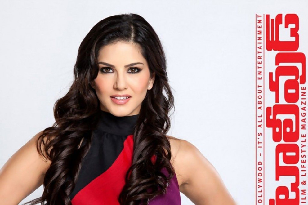 Indian Bollywood Actress Sunny Leone Bold Photo Shoot For ...