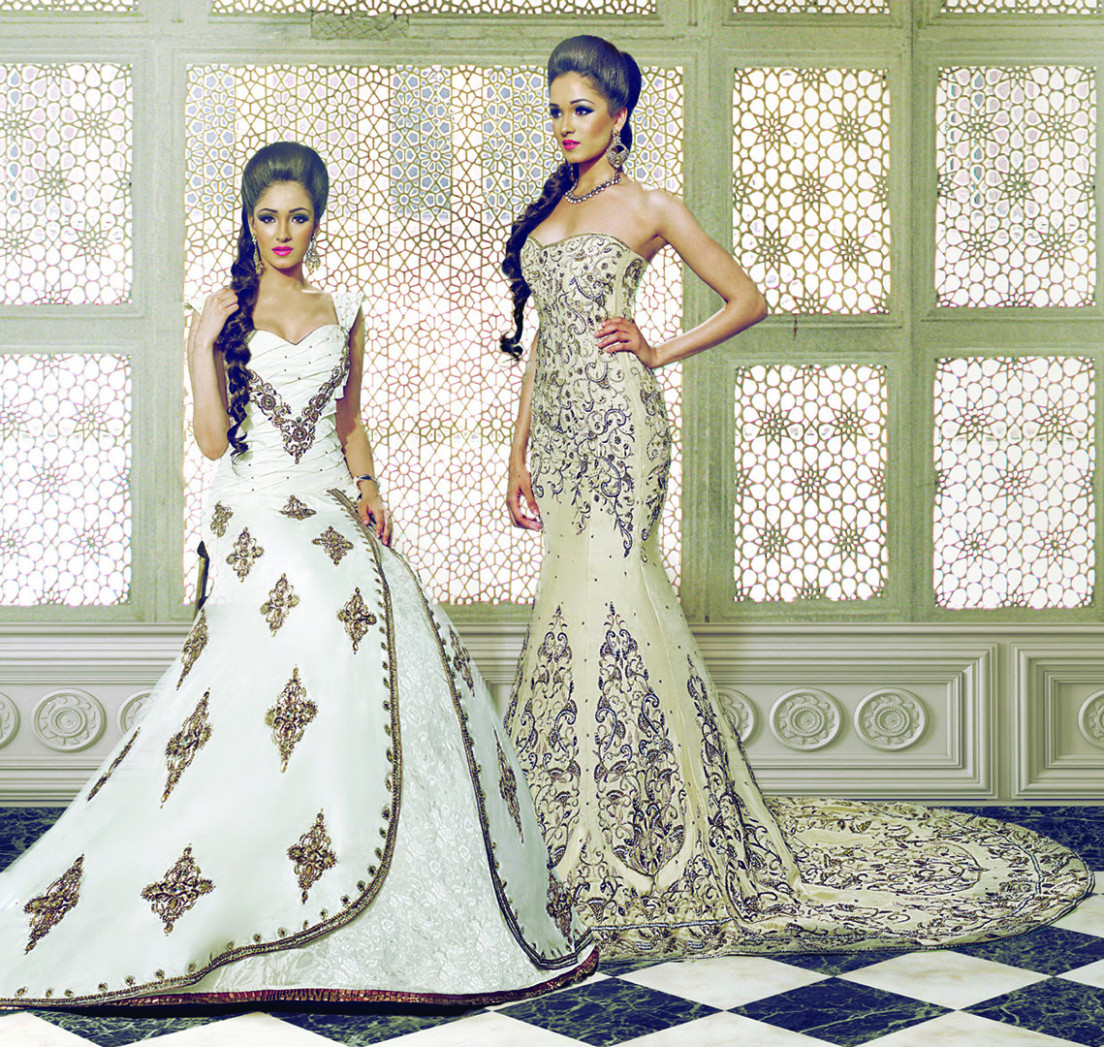 Indian Bridal Dresses, Indian Bridesmaid Dresses, Indian ...