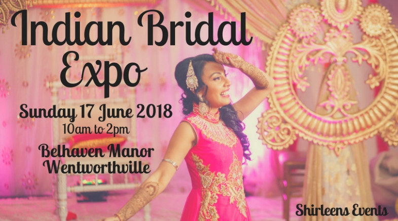 Indian Bridal Expo – Desi Australia