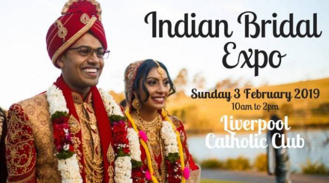Indian Bridal Expo in Sydney, 3rd February 2019