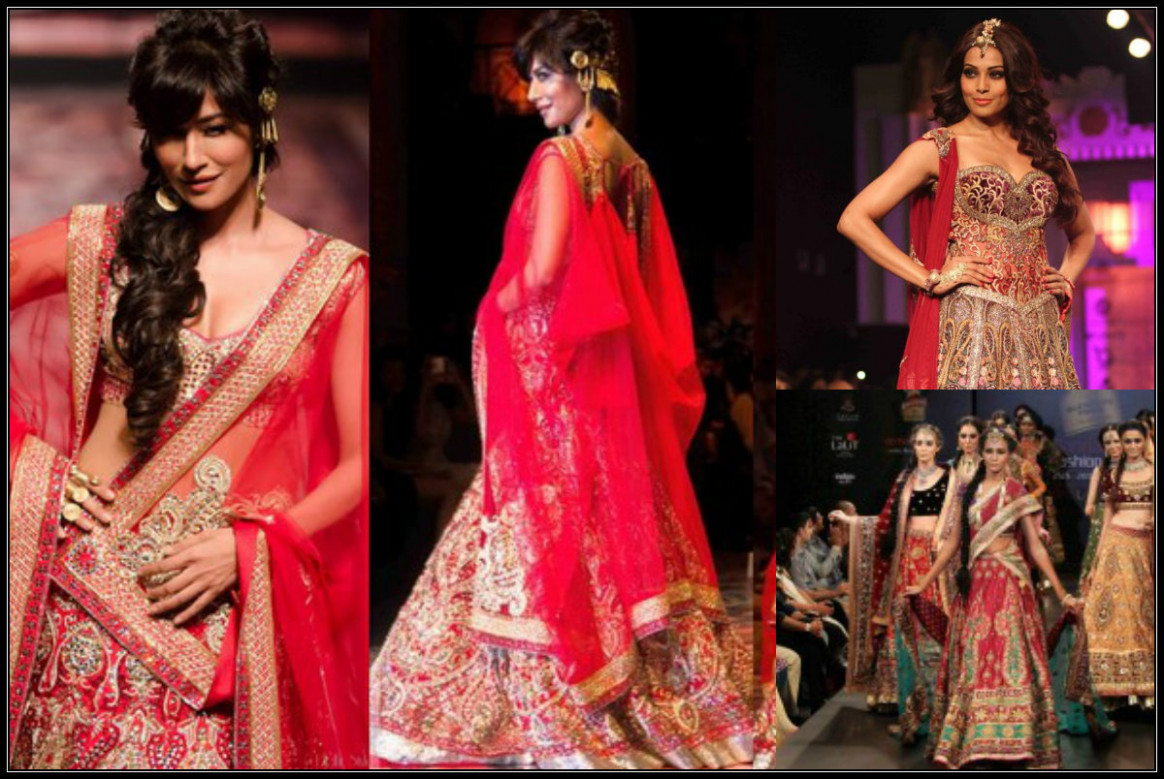 Indian Bridal Fashion Week 2015 - Girls Mag