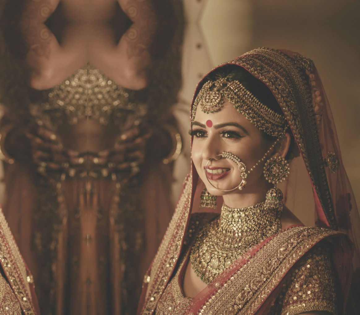 Indian Bridal Jewellery - A must for Indian weddings!