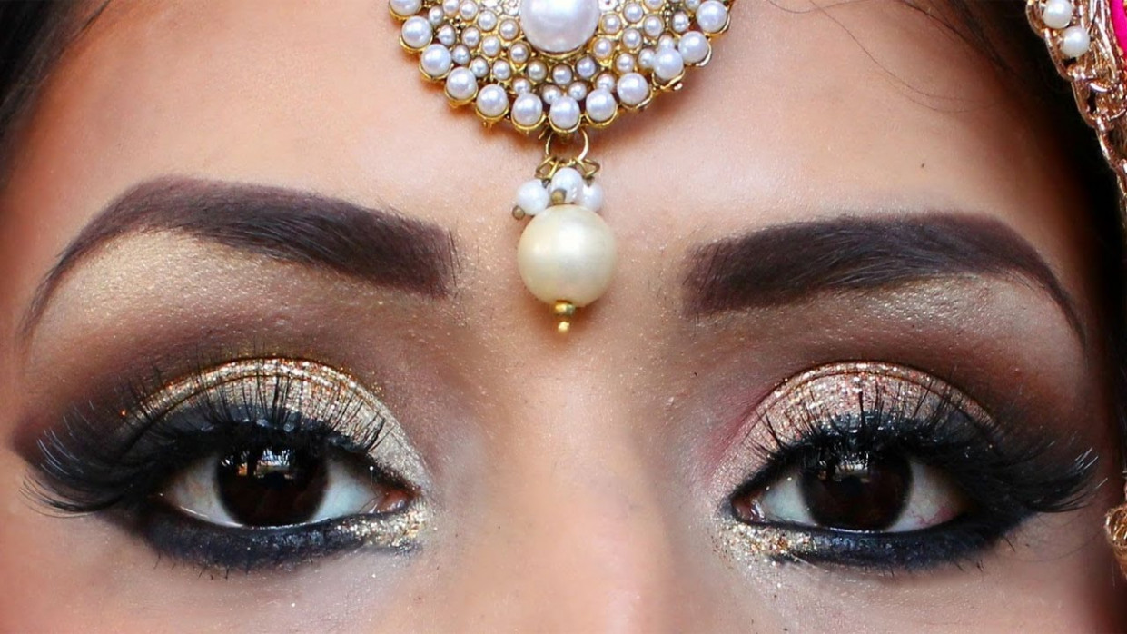 Indian Bridal Makeup | Indian/Bollywood/South Asian Bridal ...