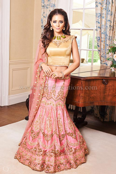 Indian Bridal Wear, Asian Wedding Dresses, Evening Gowns ...