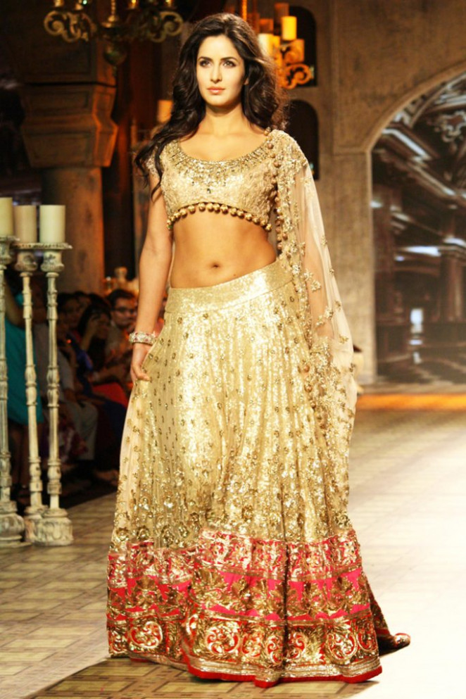 Indian Bridal Wedding Lehengas & Gowns 2016-2017