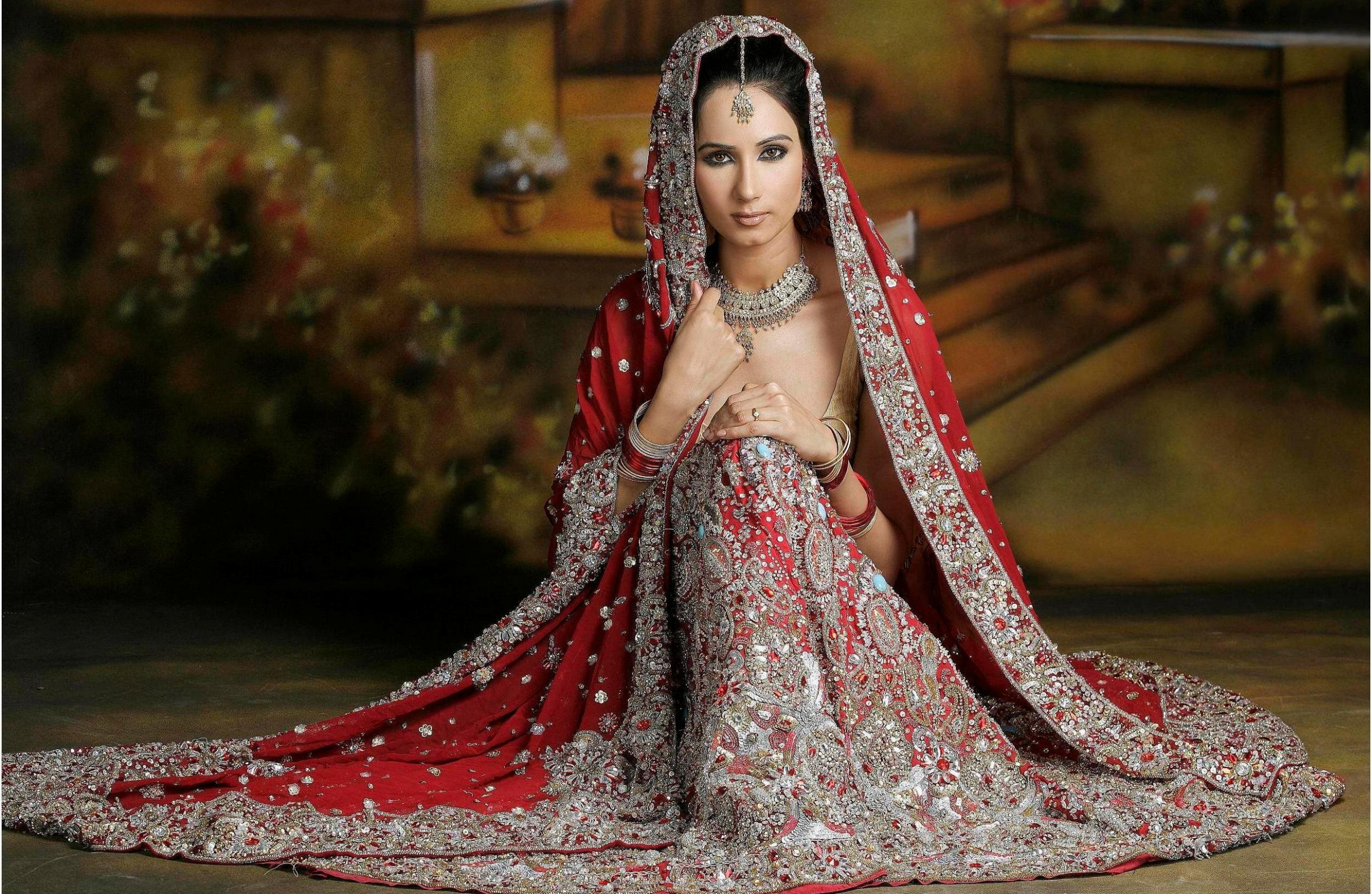 Indian Bride Dress Idea And Inspiration
