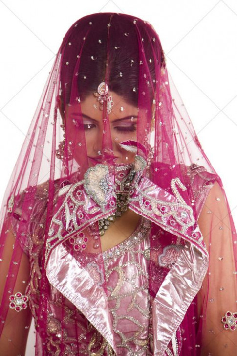 indian bride in ghunghat - Google Search | bridel ...