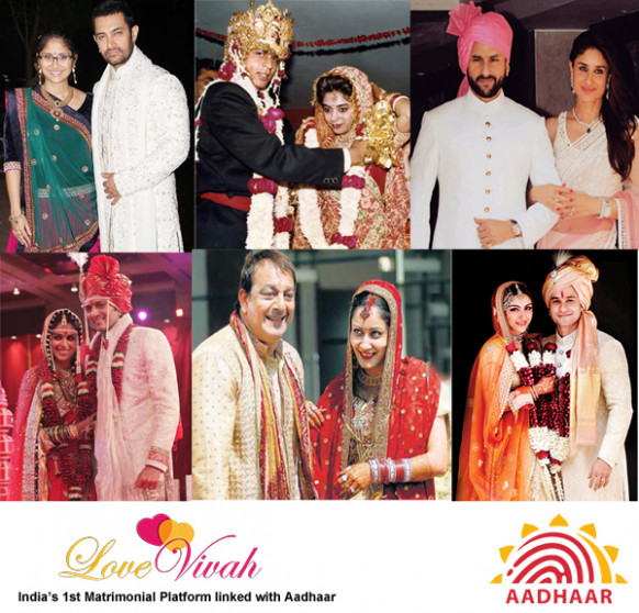Indian Celebrities | Lovevivah Matrimony Blog