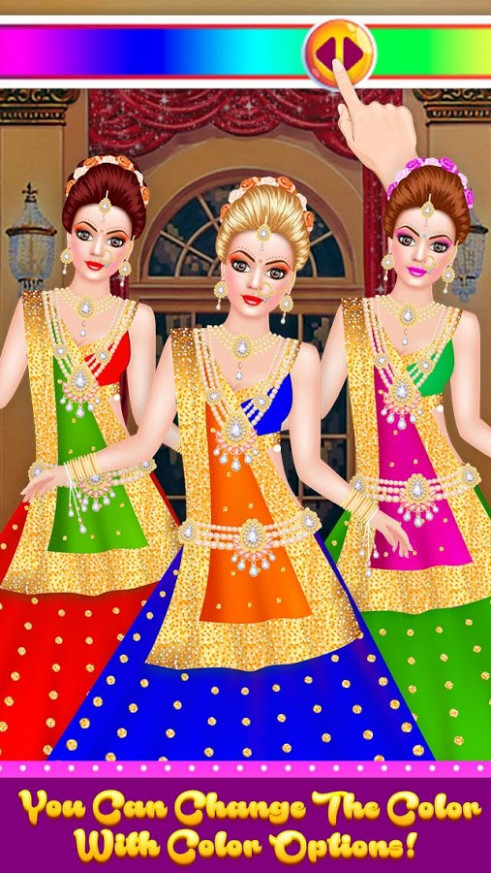 Indian Doll - Bridal Fashion Salon - Android Apps on ...