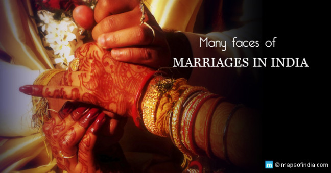 Indian Marriage Traditions: Love Marriage Vs Arranged ...
