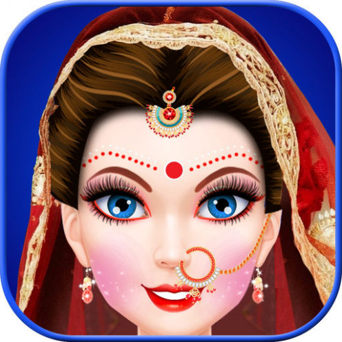 Indian Real Face Makeup Games – Saubhaya Makeup