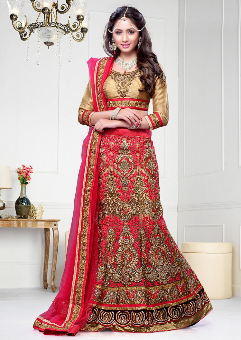 Indian Trendy and Chic Wedding Ethnic Wear Dresses for ...