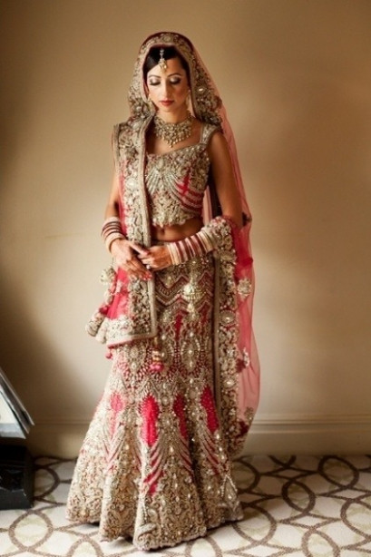 indian wedding bridal lehenga | Tumblr