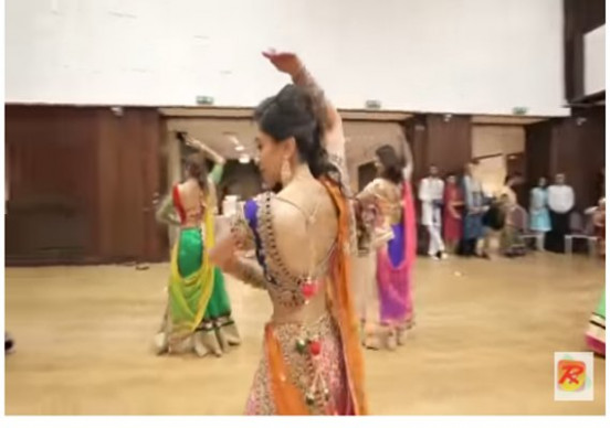 indian wedding bride dance viral on social media news in hindi
