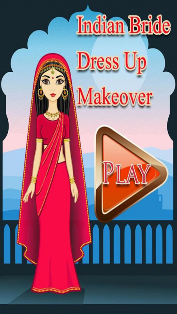 Indian Wedding Dress Up Games Free - Wedding Dresses Asian