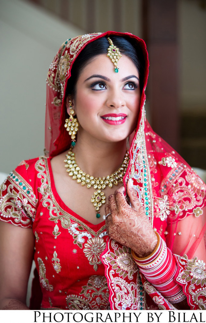 Indian Wedding Makeup Artist Durban – Saubhaya Makeup