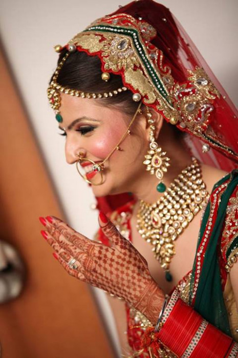 Indian Wedding Makeup Artist | www.pixshark.com - Images ...