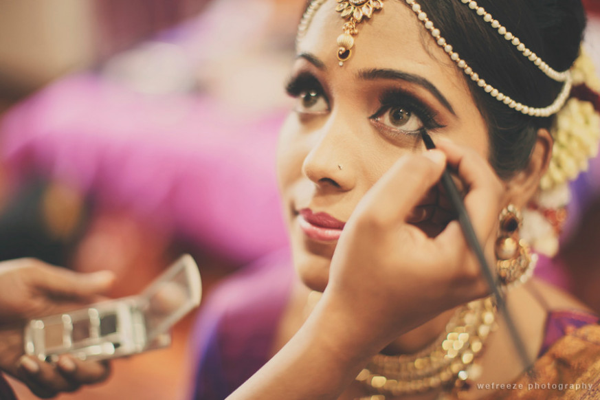 Indian Wedding Makeup In Kl | Saubhaya Makeup