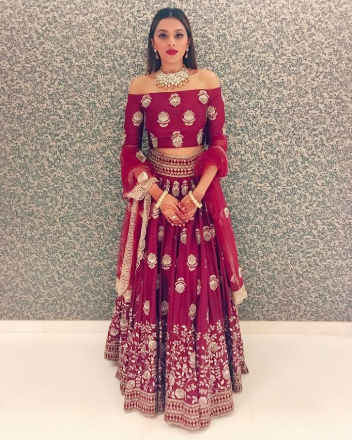 Indian Wedding Outfit Ideas - Wedding Dresses In Redlands - latest bollywood wedding