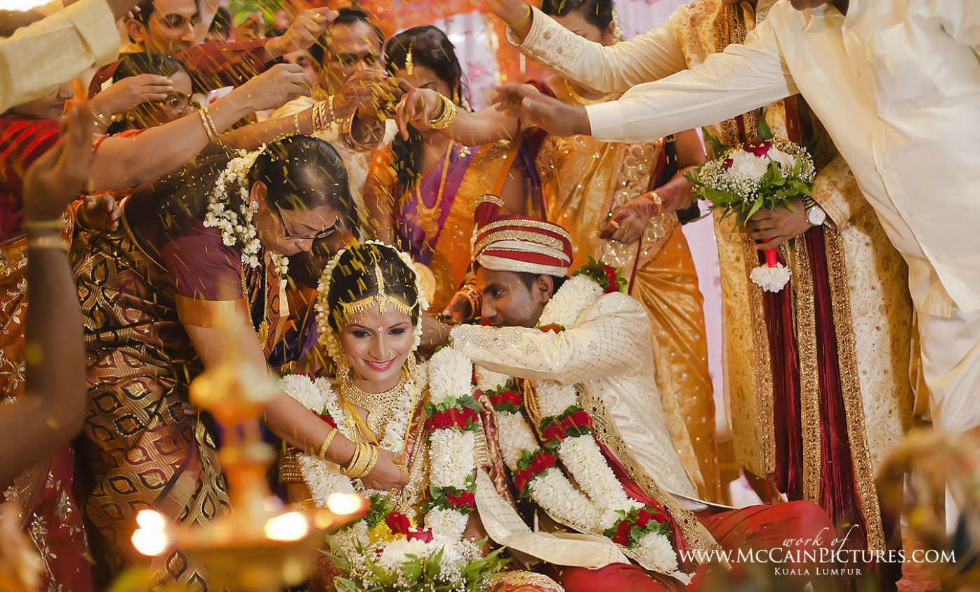 Indian Wedding Photography Malaysia | Actual Day Ceremony ...
