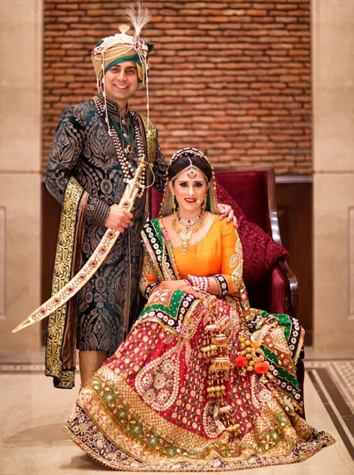 Indian Wedding Photography Poses: 10 Most Innovative Ideas ...