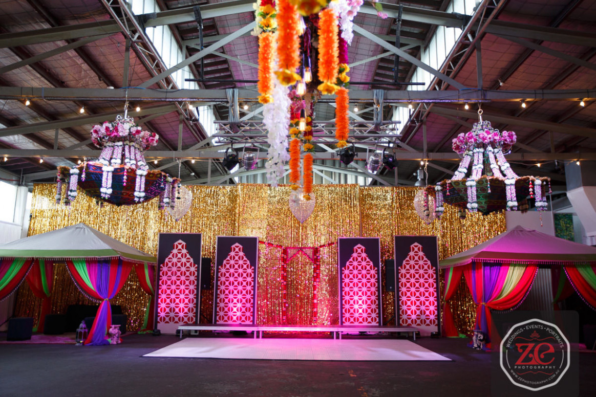 Indian Wedding - Sangeet Night Bollywood Themed Party ...