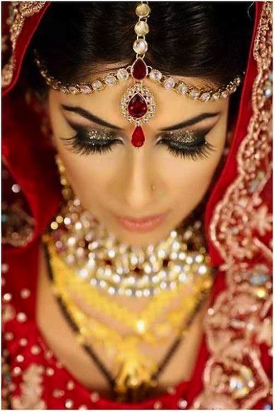 Indian Wedding Traditions You Didn't Know About - hindi of bride