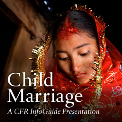 InfoGuide: Child Marriage