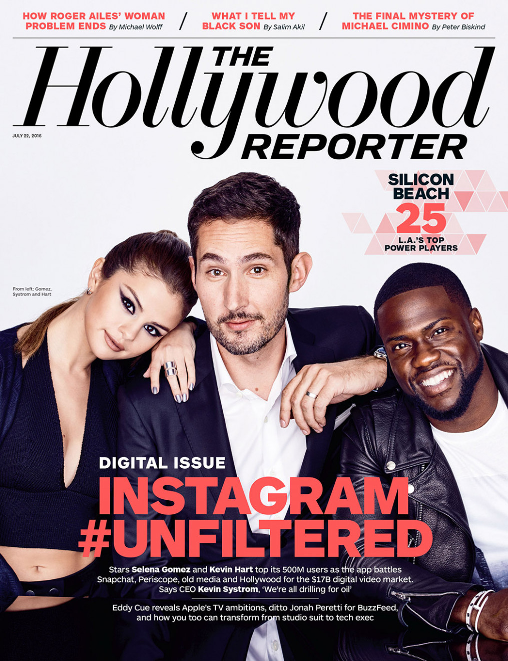 Instagram's CEO Is Counting on Selena Gomez, Kevin Hart ...