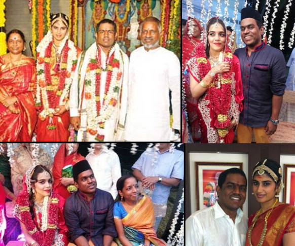 Inter Caste Marriage Of Indian Celebrities Photos - FilmiBeat