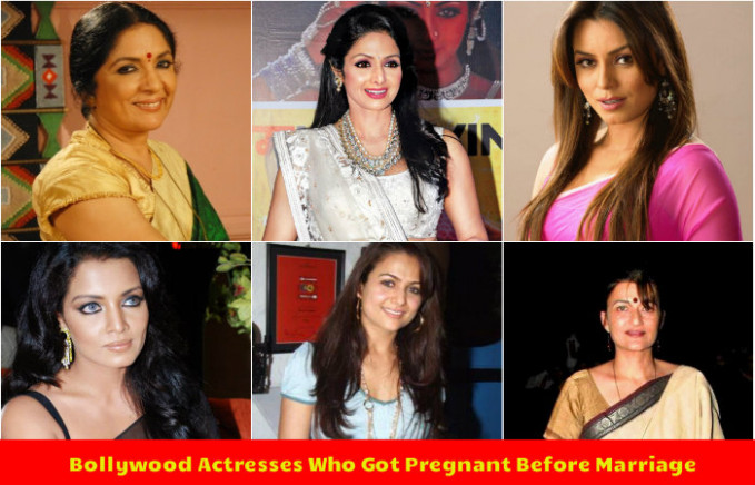 Is It a Trend in Bollywood, To Get Pregnant Before Marriage?