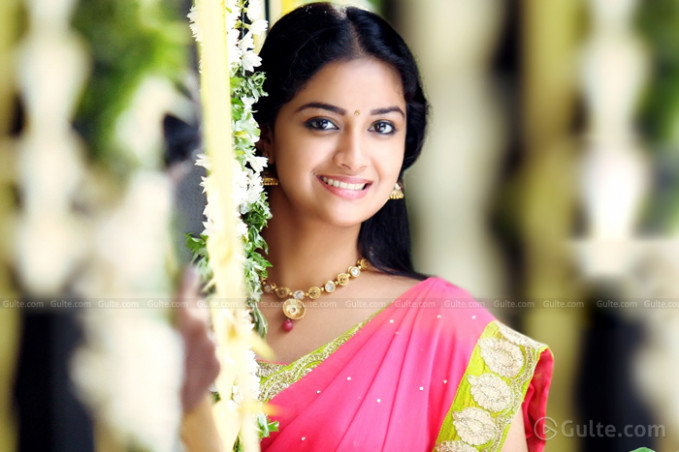 Is She Another Soundarya Of Tollywood