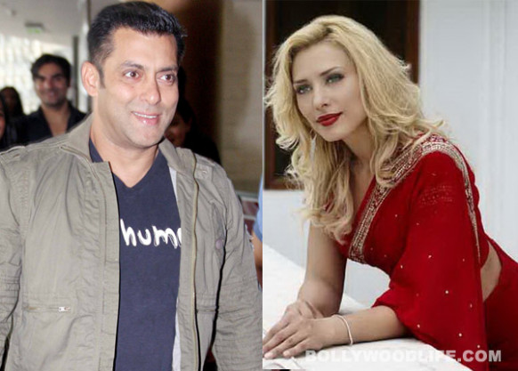 Is this the girl Salman Khan plans to marry ...