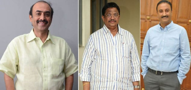 IT Raids On Tollywood Producers | Eight Prominent ...
