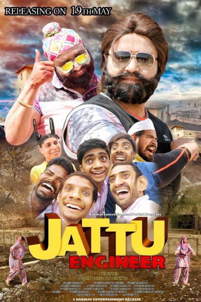Jattu Engineer (2017) Hindi Full Movie Watch Online Free ...