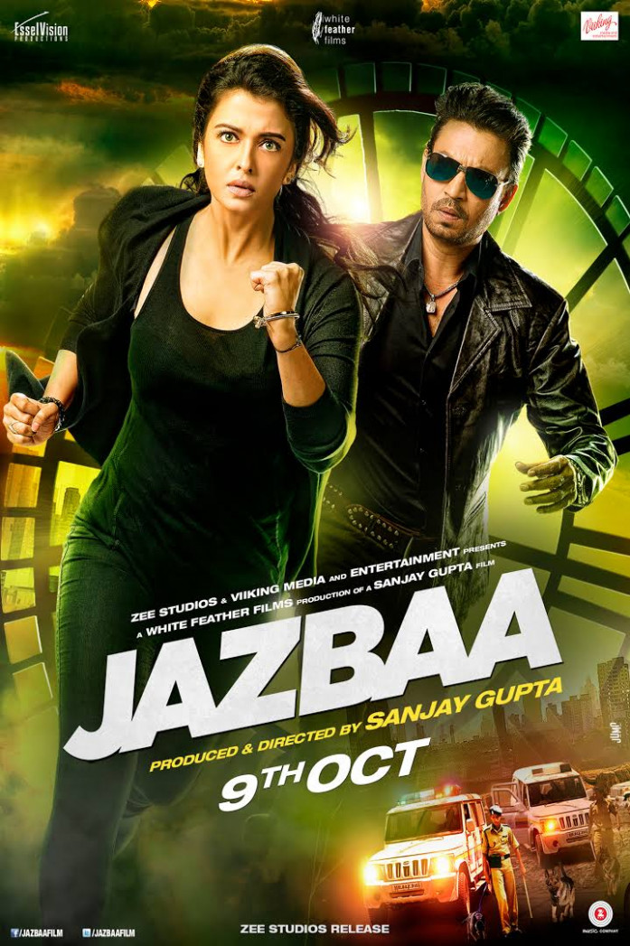Jazbaa (2015) Hindi Movie DVDRIP – dynamicuploads