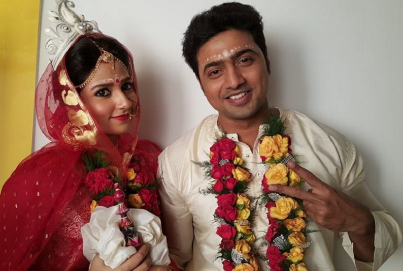 Jeet bengali actor marriage photos 10 » Photo Art Inc.